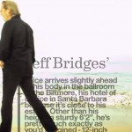 Jeff Bridges wanders through a Project article via video