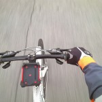Biking with Glass
