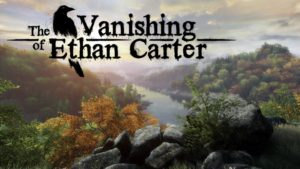 landscape from The Vanishing of Ethan Carter