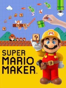 Super Mario Maker box art
