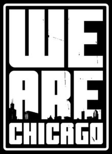 we are Chicago logo