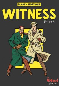 Cover art from the Witness board game.